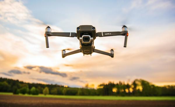 Finansiering af drone