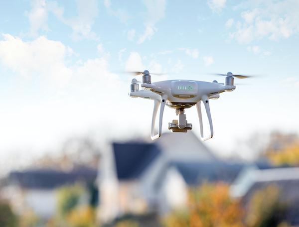 Valg af drone
